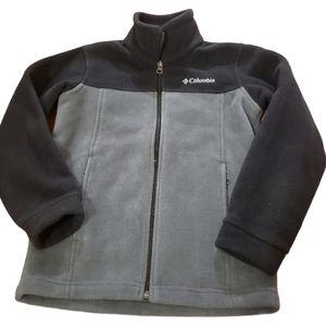 Columbia fleece jacket youth